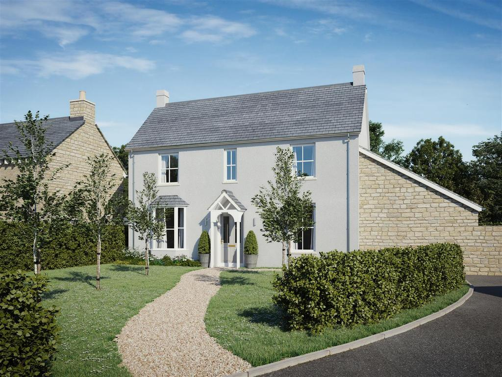 3 Bedrooms Detached House for sale in Pooles Lane, Charlbury,