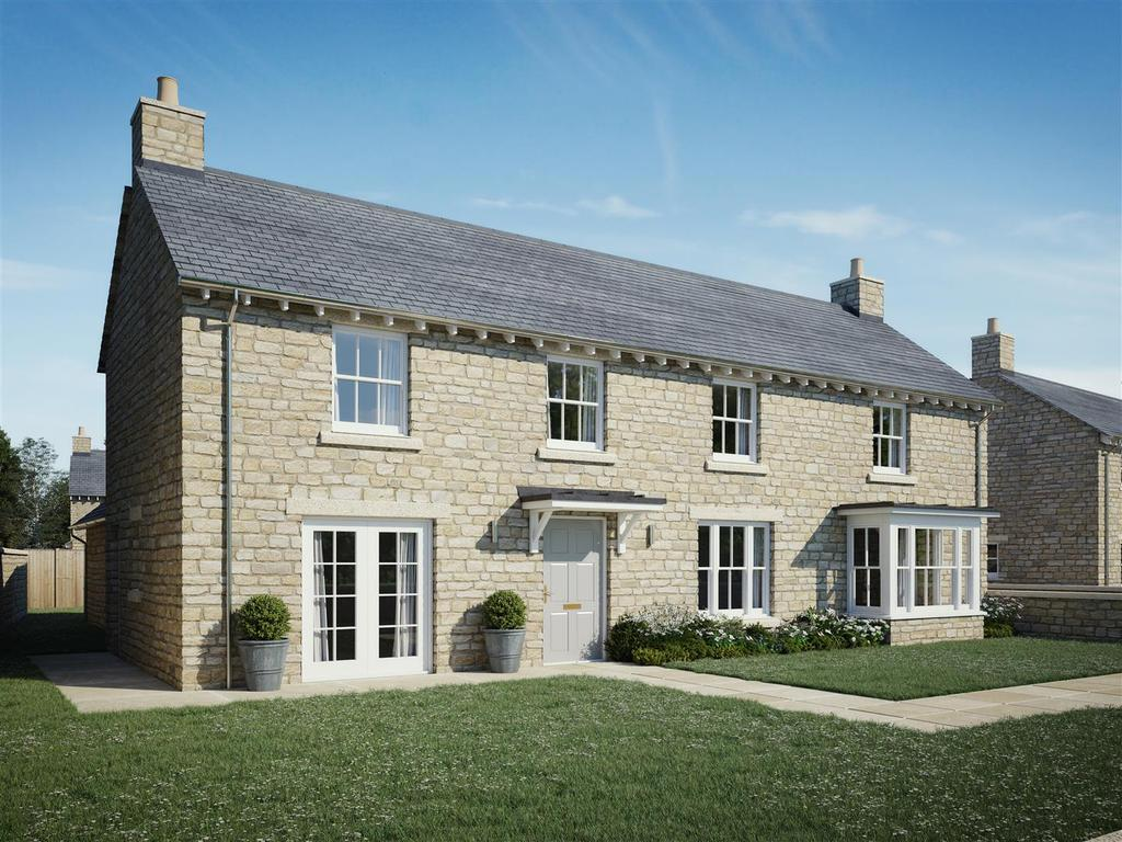 4 Bedrooms Detached House for sale in Pooles Lane, Charlbury,