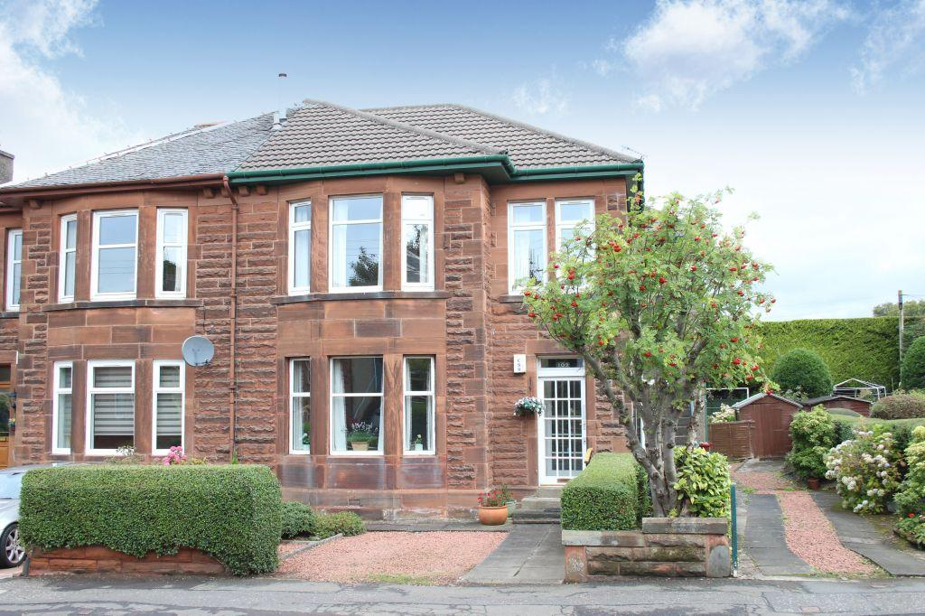 1 Bedroom Flat for sale in 109 Blairbeth Road, Burnside, Glasgow, G73 5BT