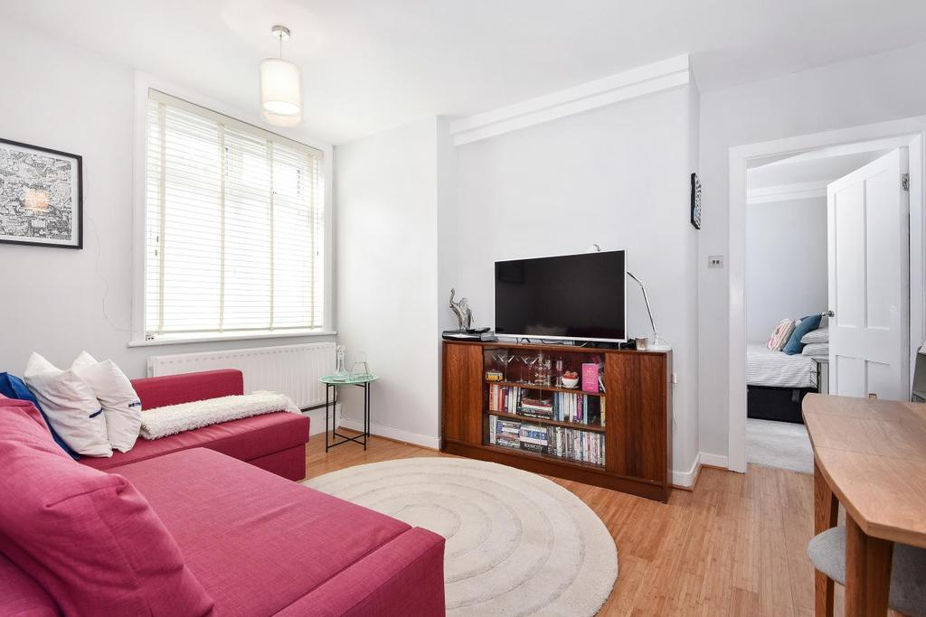 1 Bedroom Flat for sale in Rosendale Road, Herne Hill