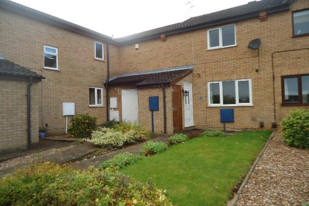 2 Bedrooms Town House for sale in Foston Gate, Wigston Harcourt, Leicester, LE18