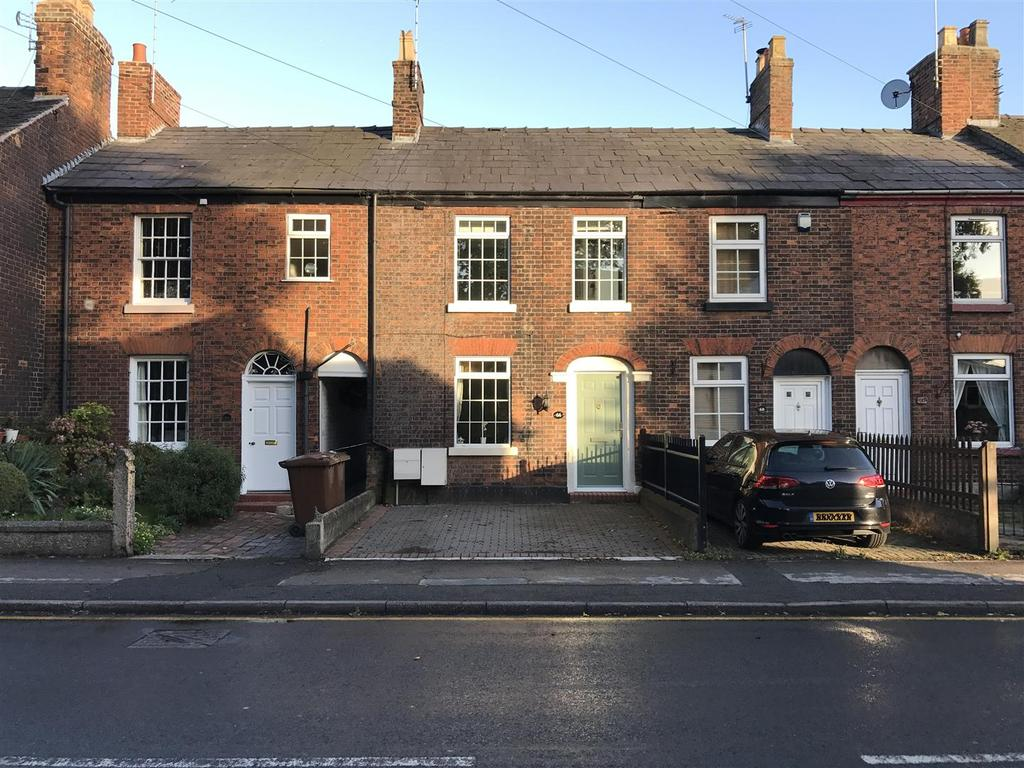 2 Bedrooms Terraced House for sale in Crewe Road, Sandbach