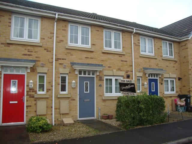 2 Bedrooms Terraced House for sale in Schooner Circle, Duffryn, Newport NP10