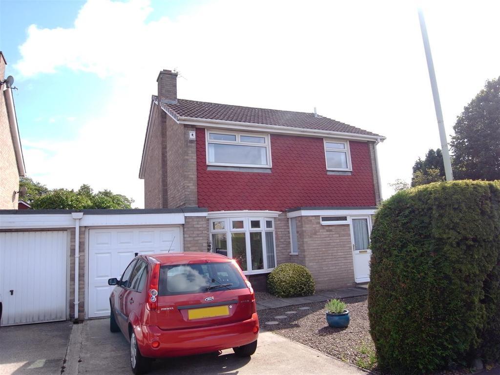 4 Bedrooms Detached House for sale in Friars Pardon, Darlington