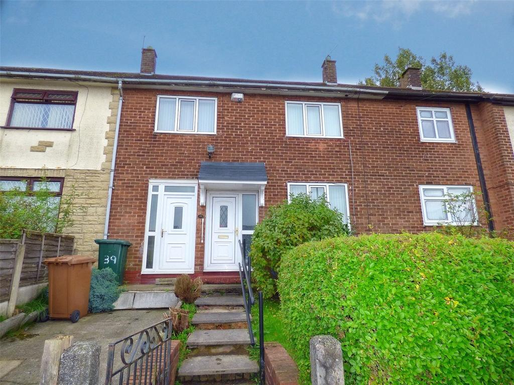 3 Bedrooms Terraced House for sale in Mosedale Road, Middleton, Manchester, M24