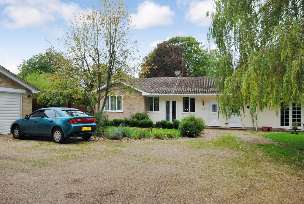 2 Bedrooms Bungalow for sale in Church Close, Orcheston, Salisbury, SP3 4RP