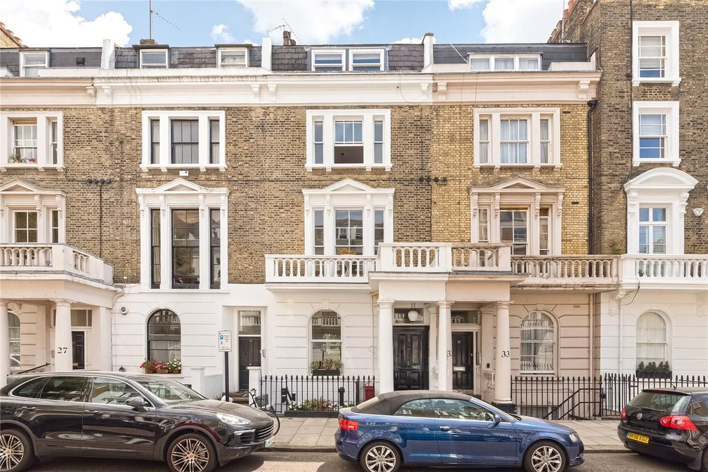 5 Bedrooms Terraced House for sale in Sussex Street, London, SW1V