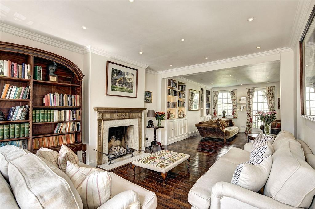 5 Bedrooms Terraced House for sale in Paradise Walk, Chelsea, London, SW3