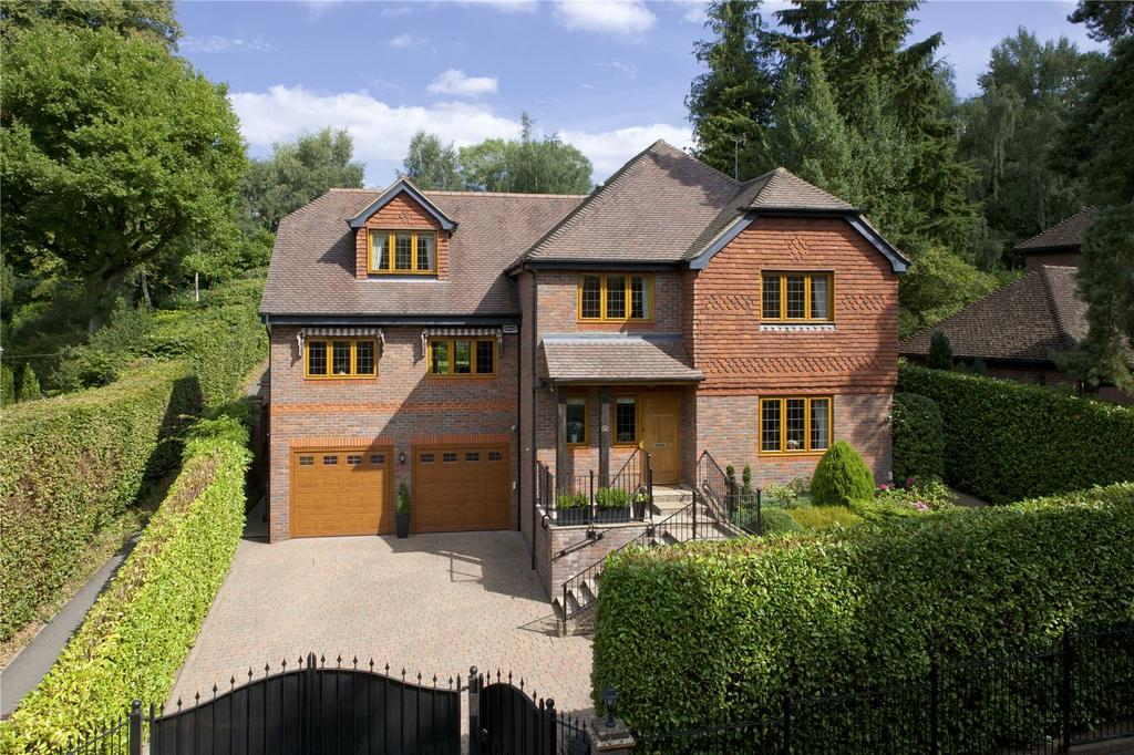 6 Bedrooms Detached House for sale in Grassy Lane, Sevenoaks, Kent, TN13