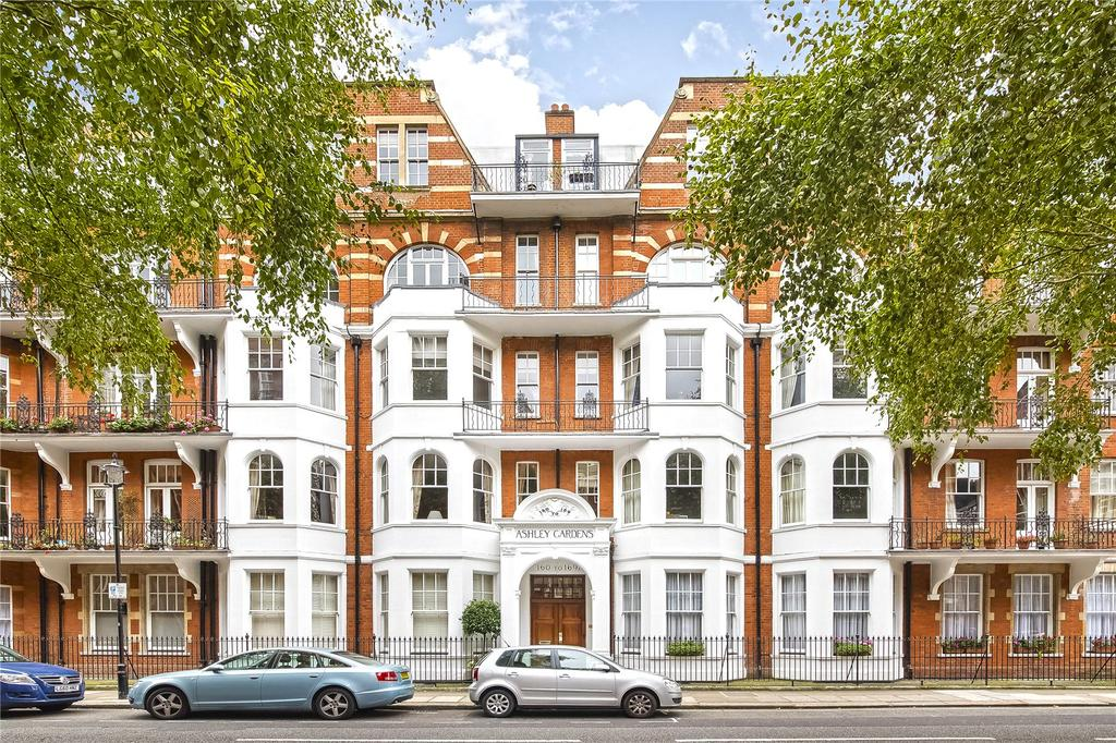 3 Bedrooms Flat for sale in Ashley Gardens, Emery Hill Street, London, SW1P