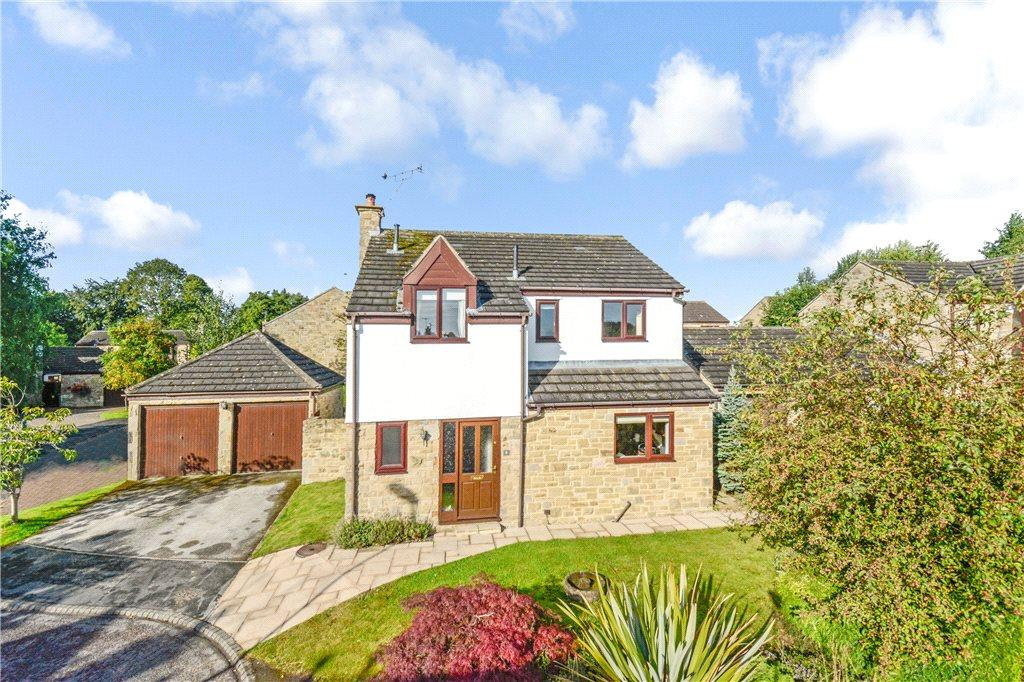 4 Bedrooms Detached House for sale in Butterwick Gardens, Wetherby, West Yorkshire