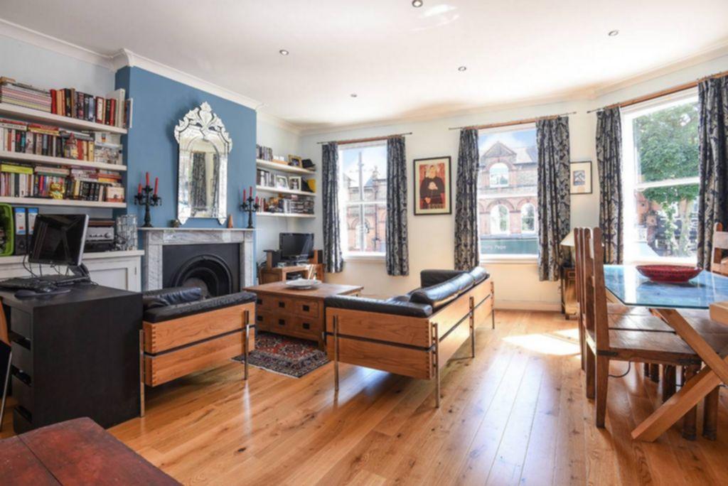 2 Bedrooms Apartment Flat for sale in Highbury Park, Highbury, N5