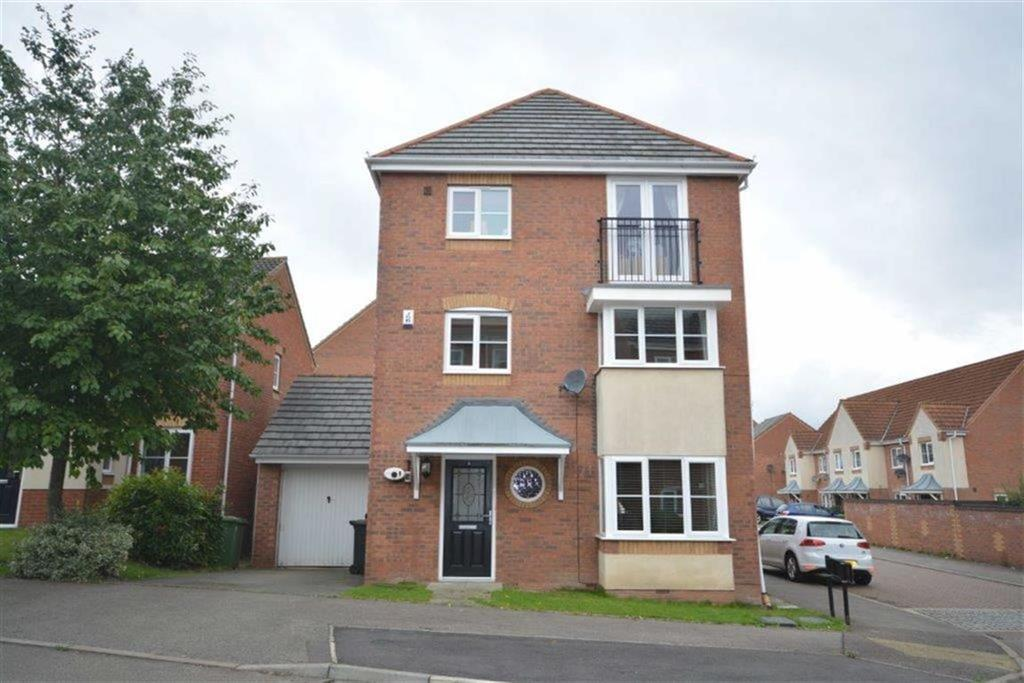 5 Bedrooms Detached House for sale in Passion Flower Close, Bedworth