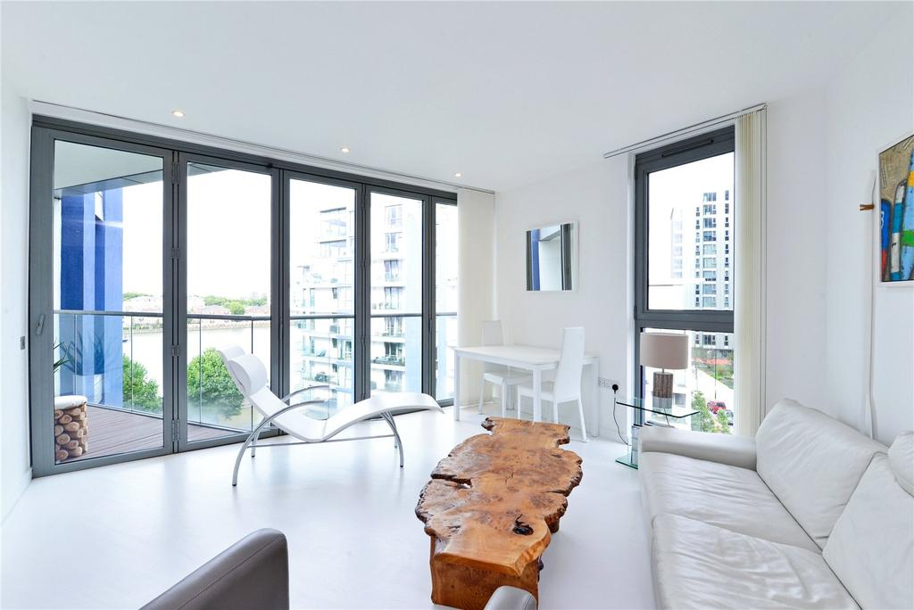 1 Bedroom Flat for sale in Chapelier House, Eastfields Avenue, Wandsworth, London, SW18