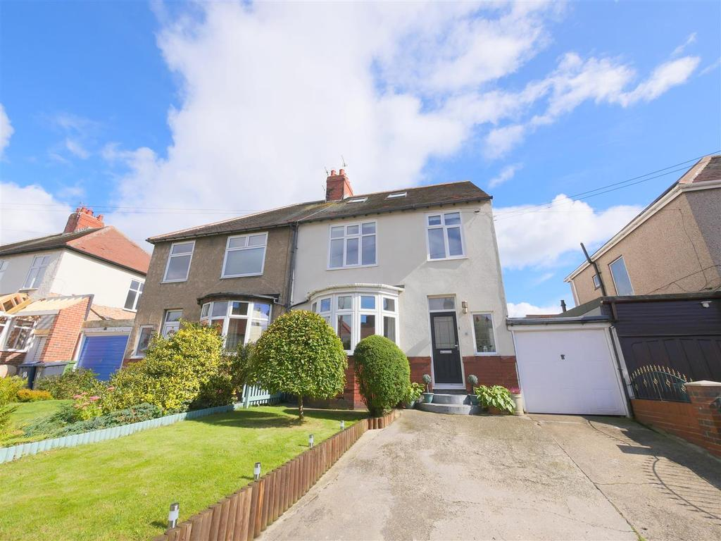 4 Bedrooms Semi Detached House for sale in Elmsleigh Gardens, Cleadon, Sunderland