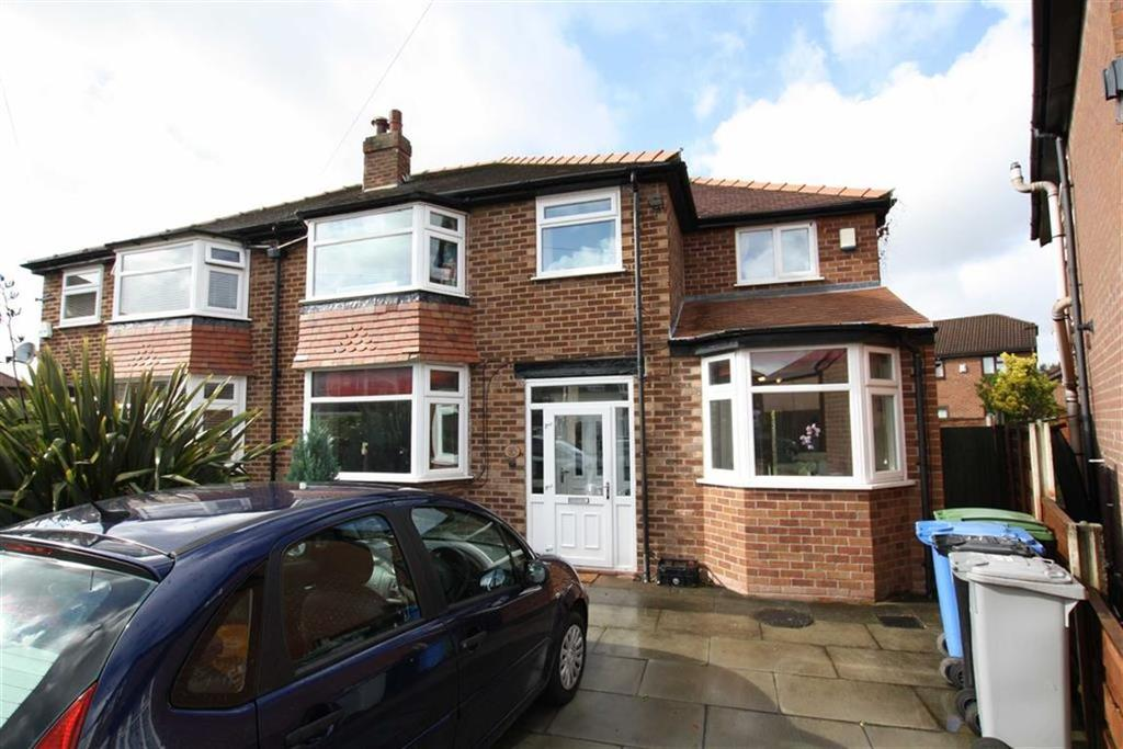 4 Bedrooms Semi Detached House for sale in Lowton Road, Sale