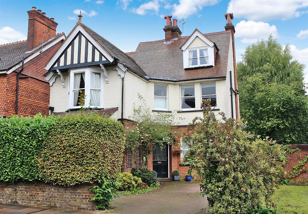 5 Bedrooms Detached House for sale in Manor Road, St. Albans