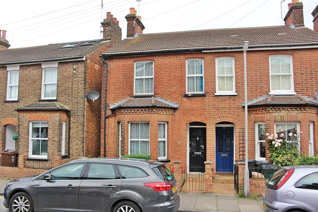 2 Bedrooms Semi Detached House for sale in Burnham Road, St. Albans