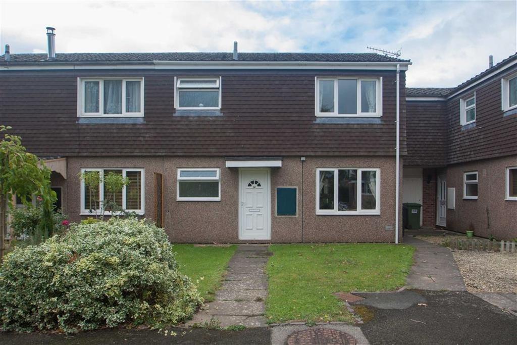 3 Bedrooms Semi Detached House for sale in Mayne Avenue, SOUTH CITY, Hereford, Hereford