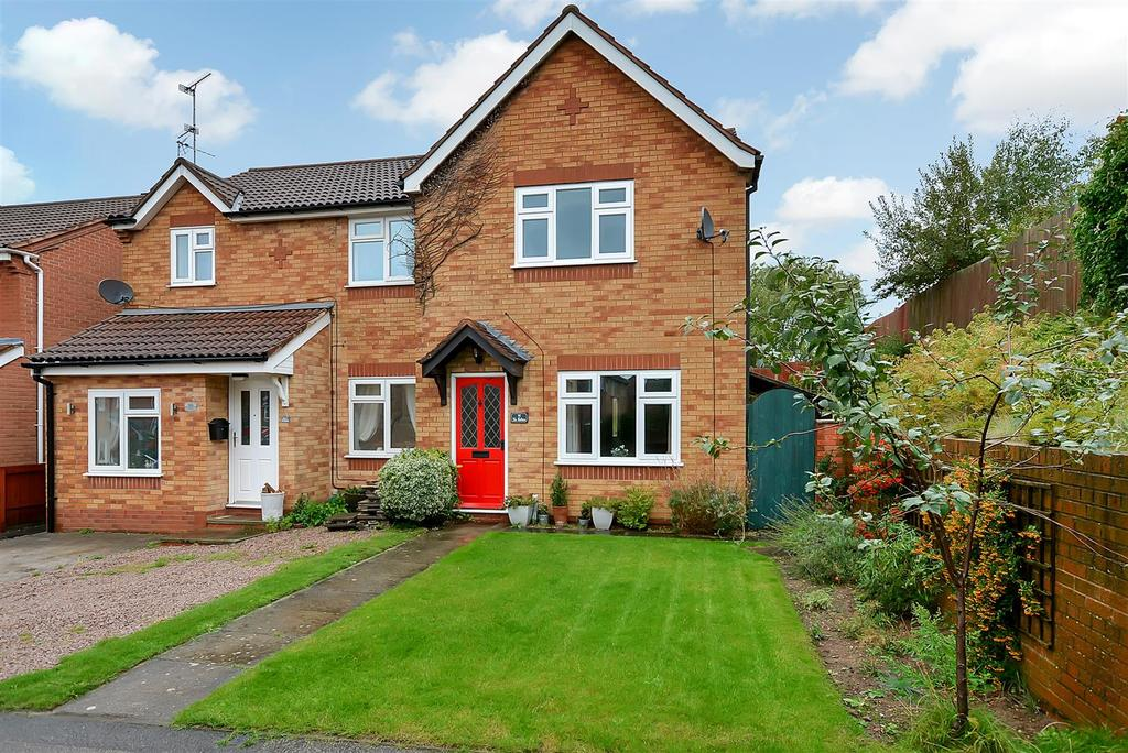 3 Bedrooms Semi Detached House for sale in The Shires, Forest Town