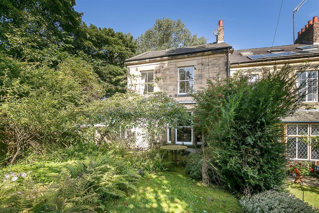 4 Bedrooms Terraced House for sale in Jesmond Dene Terrace, Jesmond, Newcastle upon Tyne