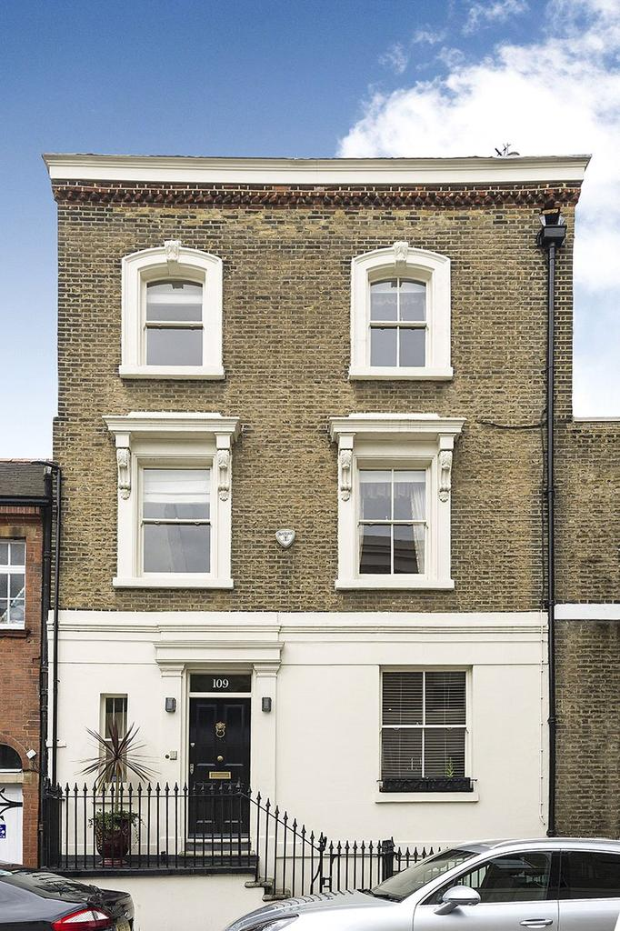 4 Bedrooms Terraced House for sale in Vincent Street, London, SW1P