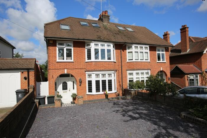 4 Bedrooms Semi Detached House for sale in BLACKACRE ROAD, THEYDON BOIS CM16
