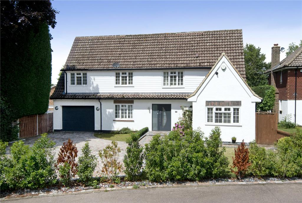 5 Bedrooms Detached House for sale in Springshaw Close, Sevenoaks, Kent, TN13