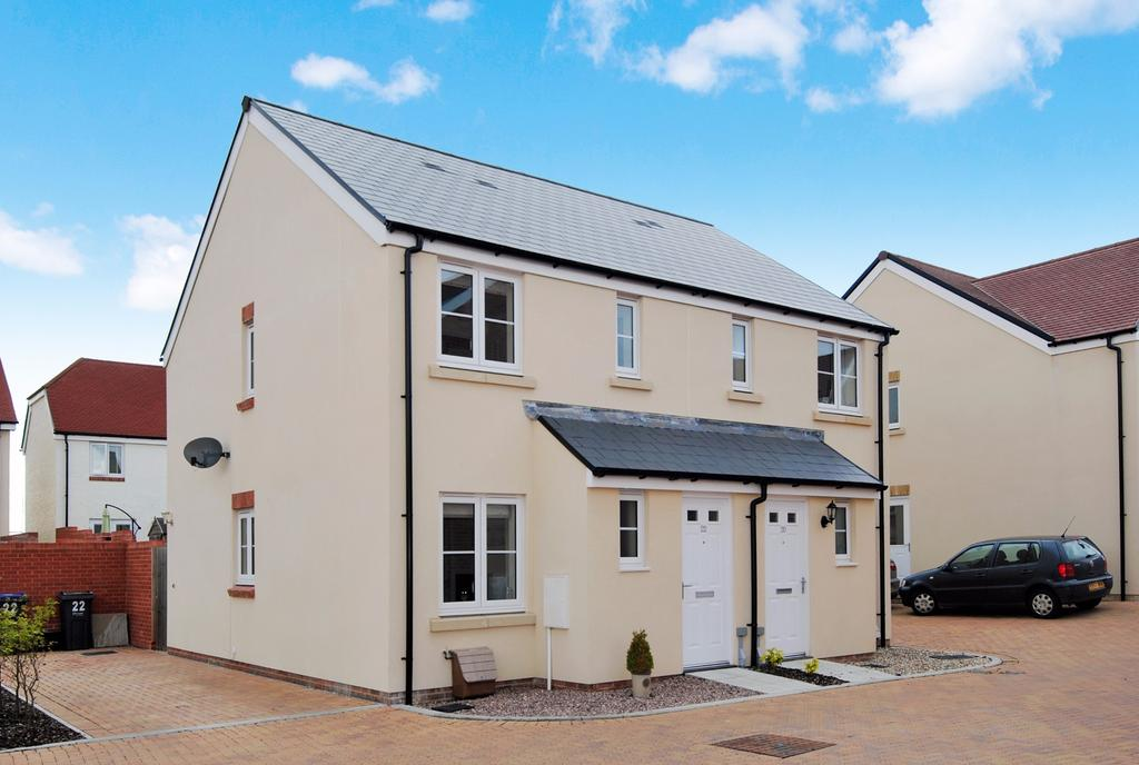 2 Bedrooms Semi Detached House for sale in Jubilee Close, Amesbury, Salisbury