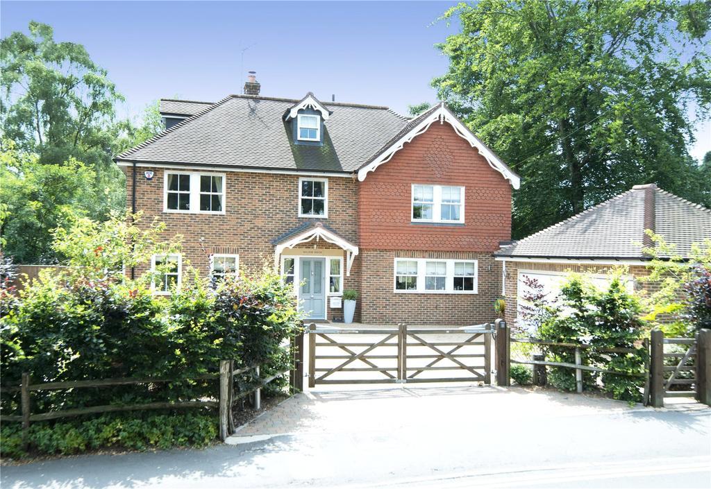 5 Bedrooms Detached House for sale in Mount Harry Road, Sevenoaks, Kent, TN13