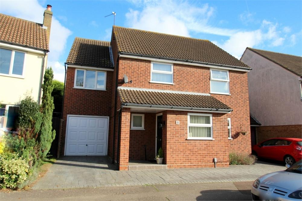 5 Bedrooms Detached House for sale in Bailey Dale, Stanway, COLCHESTER, Essex