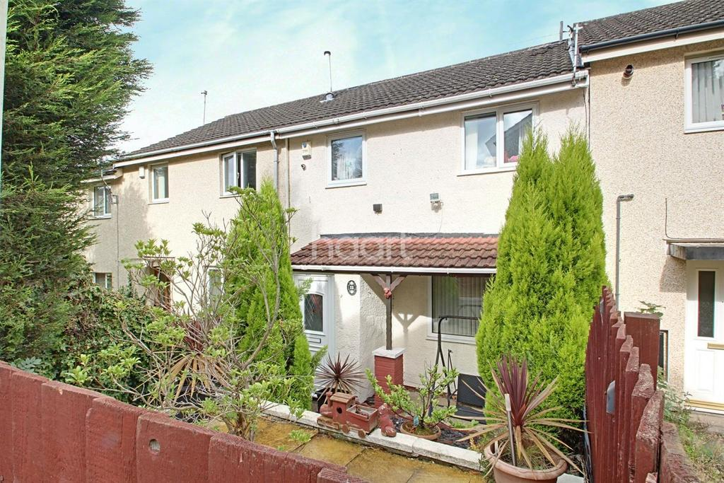 2 Bedrooms Terraced House for sale in Hogan Gardens, Top Valley, Nottingham