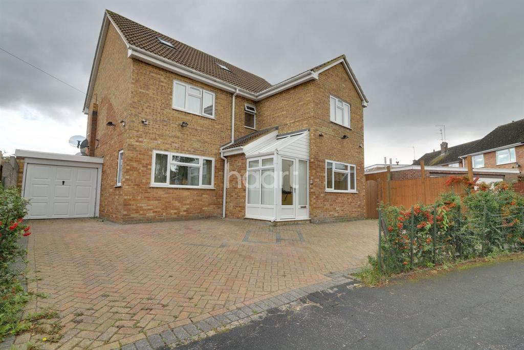 6 Bedrooms Detached House for sale in Lynmouth Avenue, Northampton