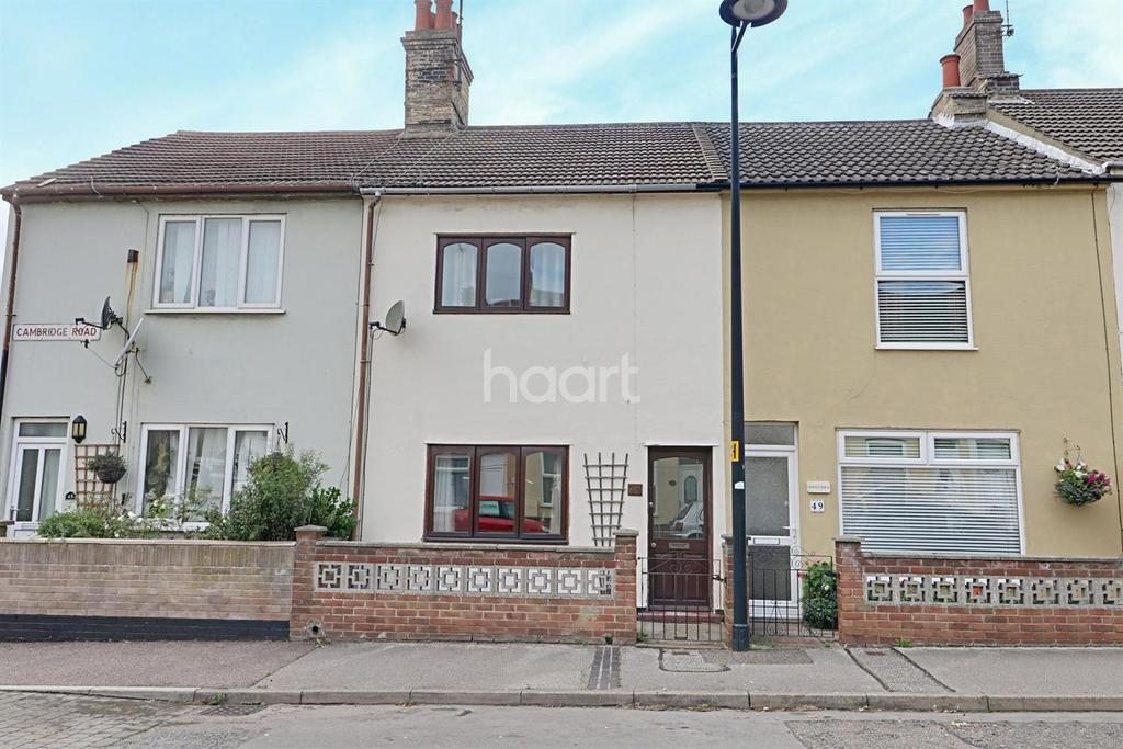 3 Bedrooms Terraced House for sale in Cambridge Road, Lowestoft