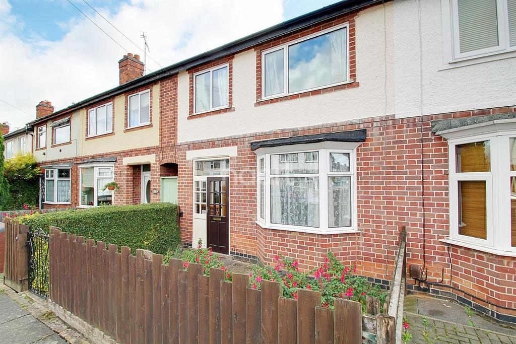 3 Bedrooms Terraced House for sale in Percy Road, Aylestone