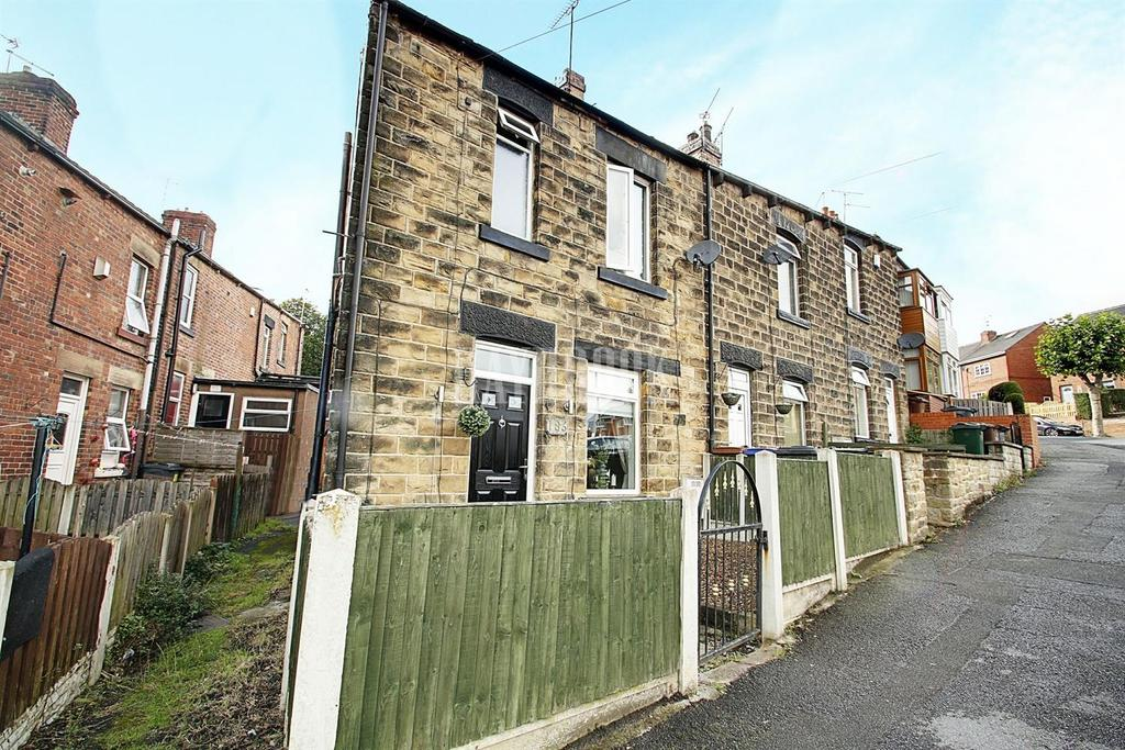 2 Bedrooms End Of Terrace House for sale in Honeywell Street, Honeywell