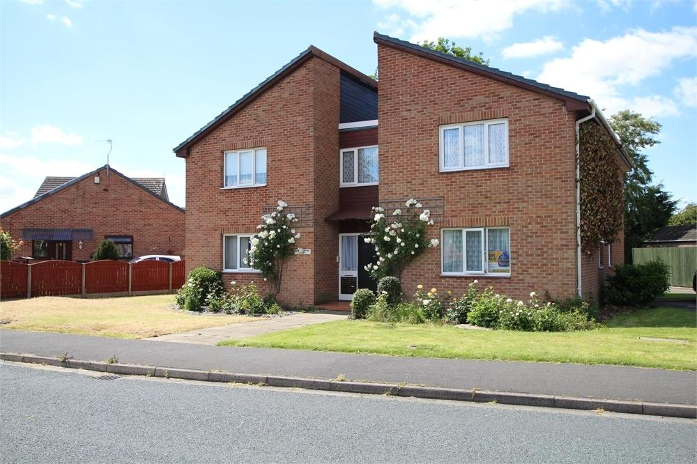Studio Flat for sale in De Burton Court, Hedon, East Riding of Yorkshire