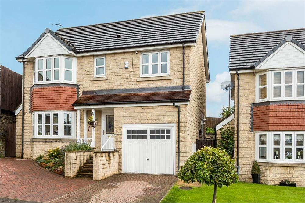 4 Bedrooms Detached House for sale in Summerbank Close, Drighlington, West Yorkshire