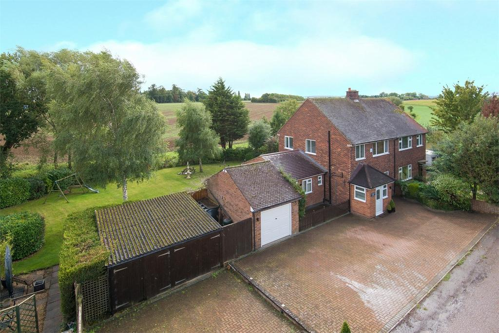 3 Bedrooms Semi Detached House for sale in Bedford Road, Lower Stondon, Bedfordshire