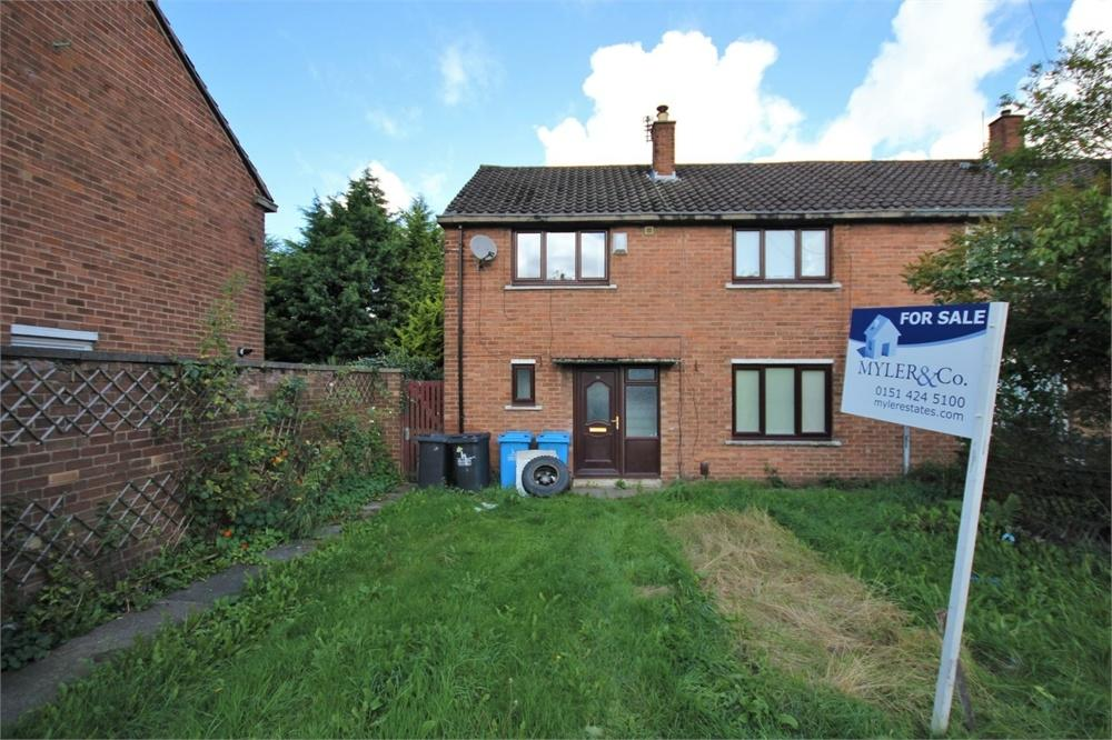 4 Bedrooms Semi Detached House for sale in Delamere Avenue, WIDNES, Cheshire