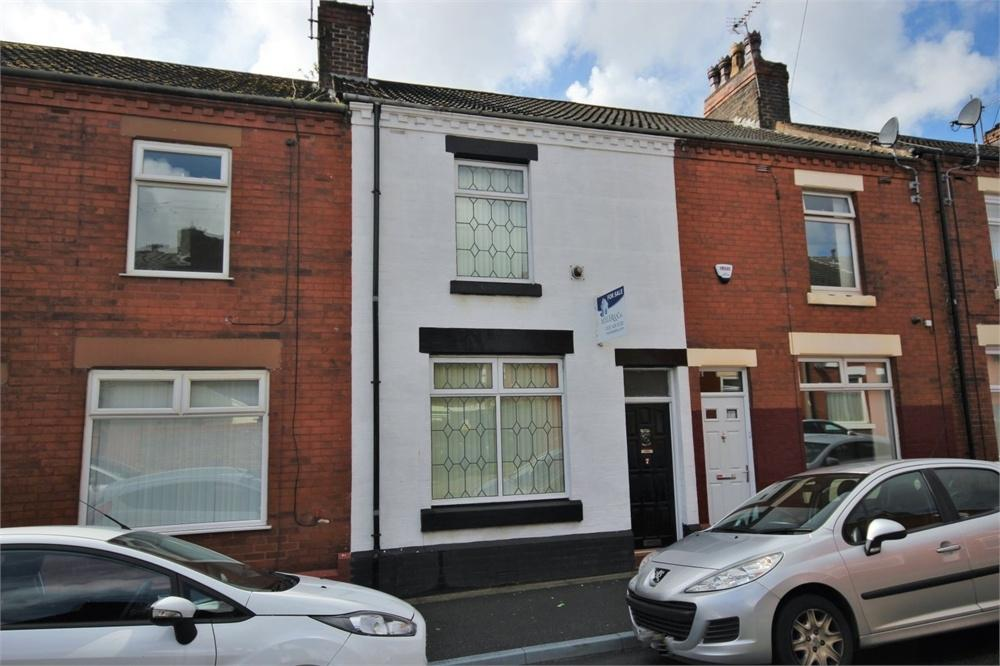 2 Bedrooms Terraced House for sale in Belvoir Road, WIDNES, Cheshire