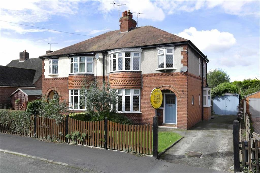 3 Bedrooms Semi Detached House for sale in Yew Tree Road, Crewe, Crewe