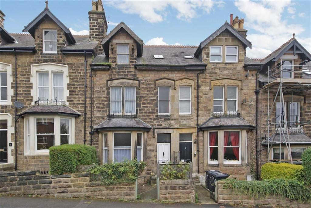 5 Bedrooms Terraced House for sale in Heywood Road, Harrogate, North Yorkshire