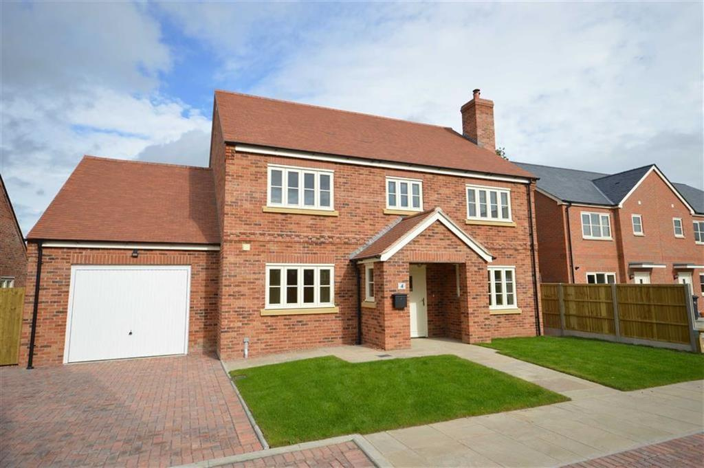 5 Bedrooms Detached House for sale in 4, Hamlyn Place, Kingsland, Herefordshire, HR6