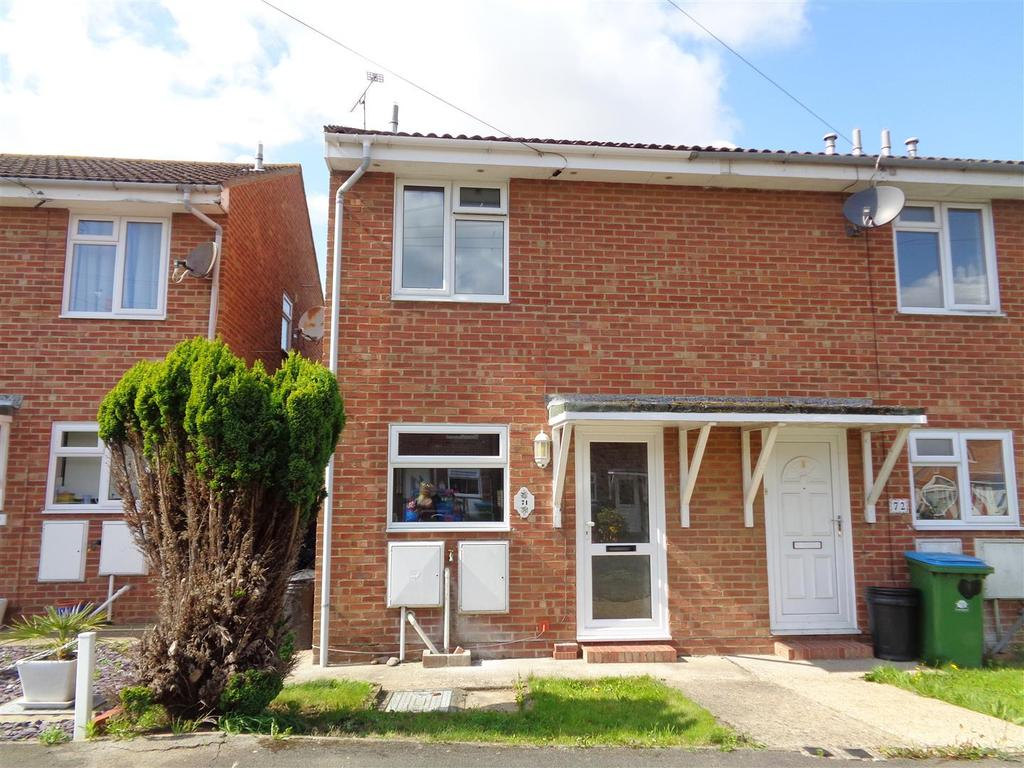2 Bedrooms End Of Terrace House for sale in Stoneage Close, North Bersted