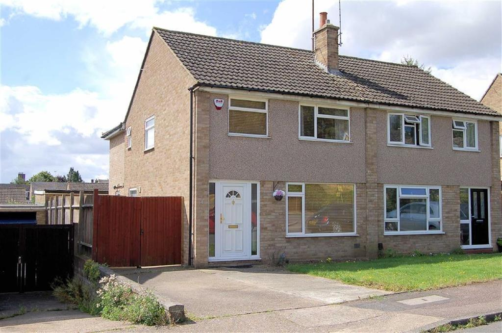 4 Bedrooms Semi Detached House for sale in Westwood Avenue, Hitchin, Hertfordshire