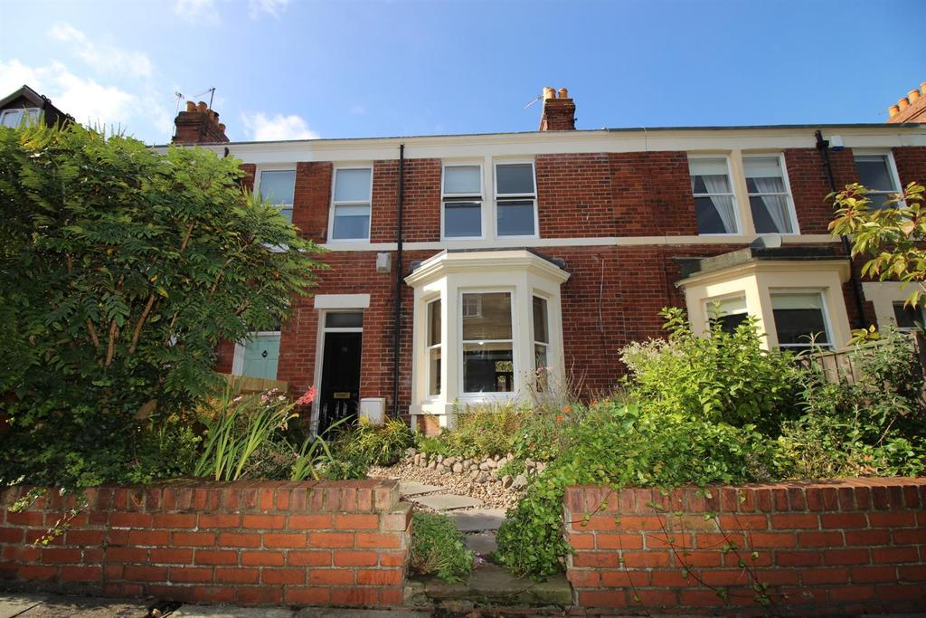 5 Bedrooms Terraced House for sale in Rothwell Road, Gosforth, Newcastle Upon Tyne