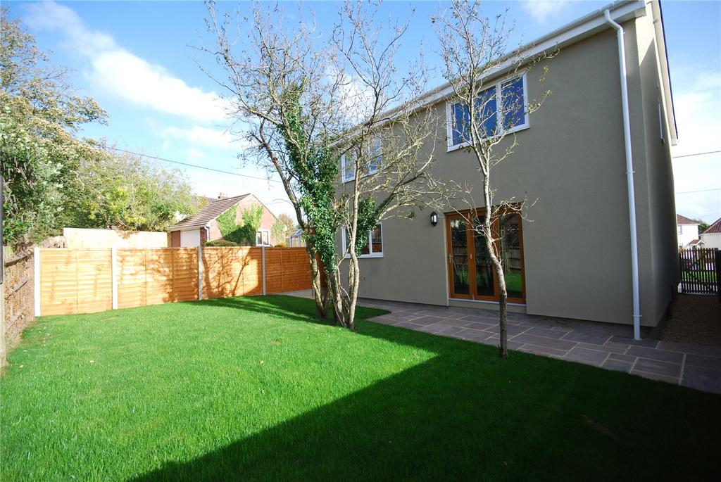 4 Bedrooms Detached House for sale in Chalk Hill Plot, Shrewton, SP3