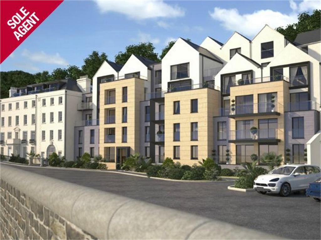 2 Bedrooms Flat for sale in 2 Carrick House, St Peter Port