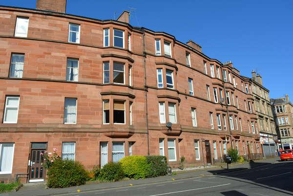 1 Bedroom Flat for sale in 3/1, 1126 Cathcart Road, Glasgow, G42 9EG